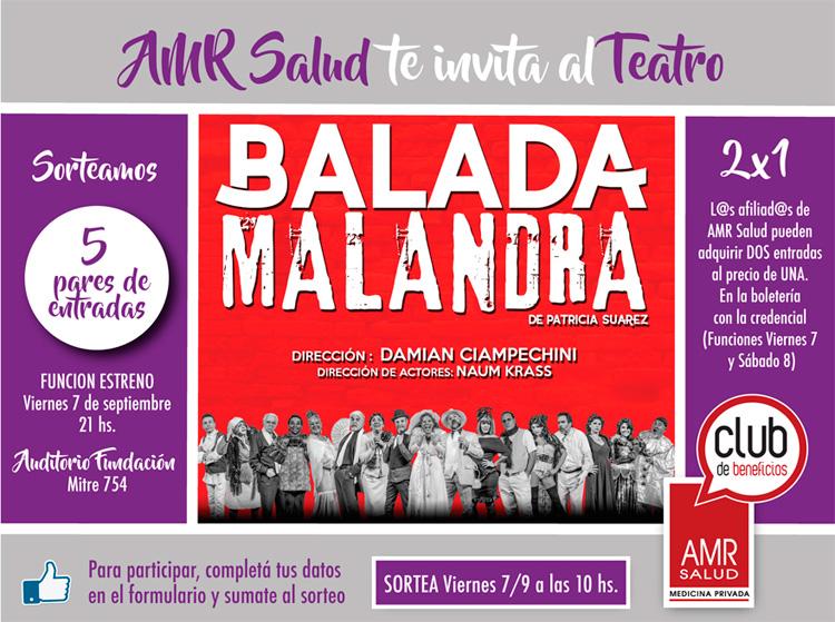 Balada Malandra