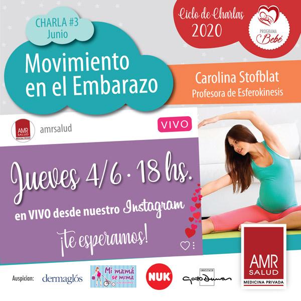Movimiento en el embarazo